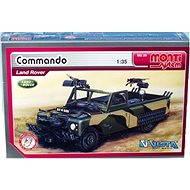 Monti system 29 - Commando Land Rover měřítko 1:35