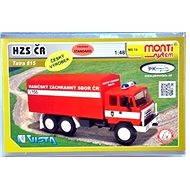Monti system 74 - Tatra 815 hasiči měřítko 1:48