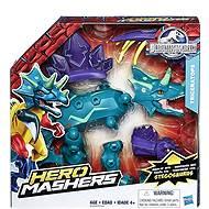 Jurský svět Hero Masher - Hybridní dinosaurus Triceratops