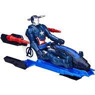 Avengers - Patriot s vozidlem