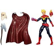 Avengers - Legendární akční figurka Kapitán Marvel