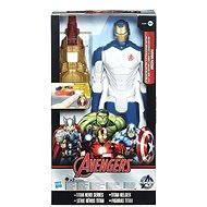 Avengers - Akční figurka s svítícím doplňkem Iron man