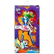 My Little Pony Equestria Girls - Panenka Rainbow Dash na každý den