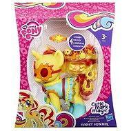 My Little Pony - Kouzelný poník s oblečky a doplňky Sunset Shimmer