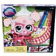 Littlest Pet Shop - Dekorativní zvířátko růžové