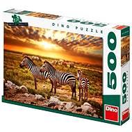 Dino Zebry na poušti