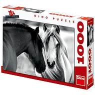 Dino Černobílí koně