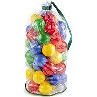Plastové míčky v pytli 45 ks