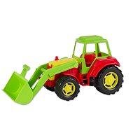Traktor s lopatou