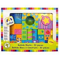 Boikido - Sada barevných kostek 30 ks