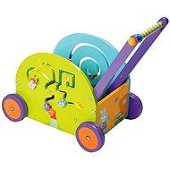 Boikido - Můj první vozík Zajíček