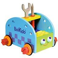 Boikido - Autíčko s nářadím