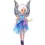 Disney víla - Deluxe modní panenka Modrovločka