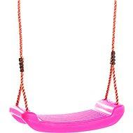 Houpačka CUBS VIP - plastový sedák růžový