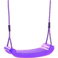 Houpačka CUBS VIP - plastový sedák fialový