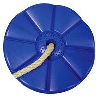 Houpačka CUBS Disk - květinka modrá