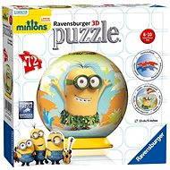 Ravensburger 3D Puzzle - Mimoň 72 dílků
