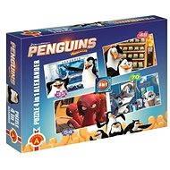 Tučňáci z Madagaskaru 4v1