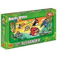Angry Birds Rio - Letíme 160 dílků