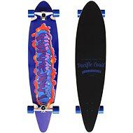Longboard modrý