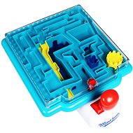 Maze game modrá