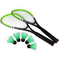 Badminton set zelený