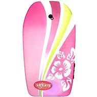 Bodyboard růžový