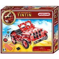 Meccano - Tintin Jeep 4x4