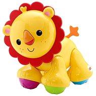 Mattel Fisher Price - Klapající kamarád Lvíček