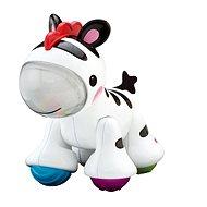 Mattel Fisher Price - Klapající kamarád Zebra