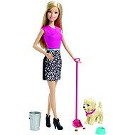 Mattel Barbie - Pečujeme o štěňátko