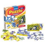 Puzzle - Zvířátka