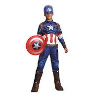 Avengers: Age of Ultron - Captain America Deluxe vel. S