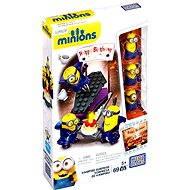 Mattel Fisher Price Mega Bloks - Tématické postavičky Mimoni Vampire surprise