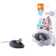 Hexbug - Robotická myš šedá