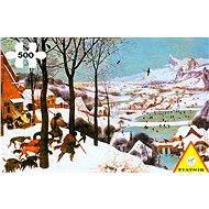 Piatnik P. Bruegel - Lovci ve sněhu