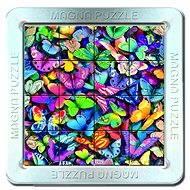 Piatnik 3D Magnetické puzzle Motýli