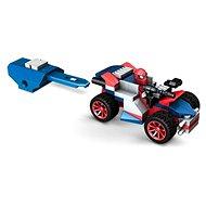 Mega Bloks Spiderman - Speciální vozidla Spider-man Racer