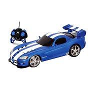 Nikko Dodge Viper modrý