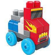 Mega Bloks - První stavebnice Autíčka