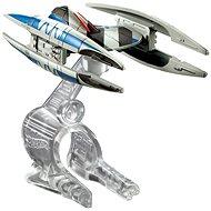 Mattel Hot Wheels - Star Wars Kolekce hvězdných lodí Vulture Droid