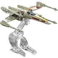 Mattel Hot Wheels - Star Wars Kolekce hvězdných lodí X-Wing Fighter