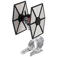 Mattel Hot Wheels - Star Wars hrací set s hvězdnou lodí Tie Fighter