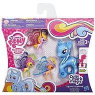 My Little Pony - Poník s ozdobenými křídly modrý