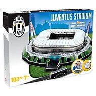3D Puzzle Nanostad Italy - Juve Stadium fotbalový stadion Juventus
