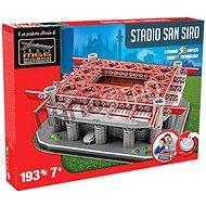 3D Puzzle Nanostad Italy - San Siro fotbalový stadion Milan's packaging