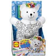 Vymaluj si medvídka 38 cm