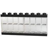 LEGO Sběratelská skříňka na 16 figurek - černá