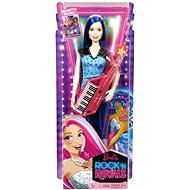 Mattel Barbie - Rock and Royals Pop star