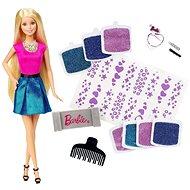 Mattel Barbie - Třpytivé vlasy
